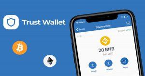[รีวิว] การใช้งาน Trust Wallet กระเป๋า Crypto Wallet ที่ครบครันที่สุด